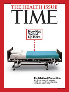 Time Mag Health Issue Cover